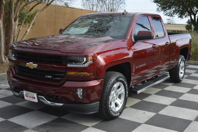 2017 Silverado 1500 Double Cab 4x4, Pickup #S1635 - photo 3