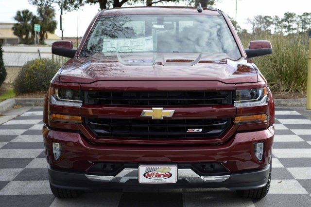 2017 Silverado 1500 Double Cab 4x4, Pickup #S1635 - photo 4