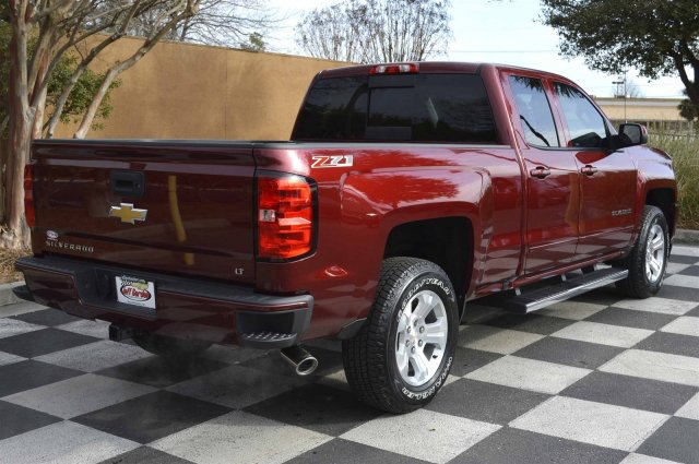 2017 Silverado 1500 Double Cab 4x4, Pickup #S1635 - photo 2