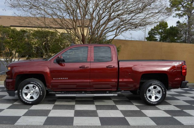 2017 Silverado 1500 Double Cab 4x4, Pickup #S1635 - photo 7