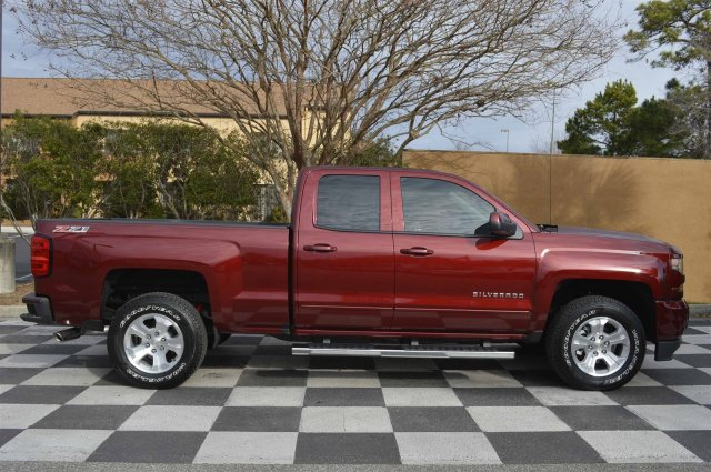 2017 Silverado 1500 Double Cab 4x4, Pickup #S1635 - photo 8