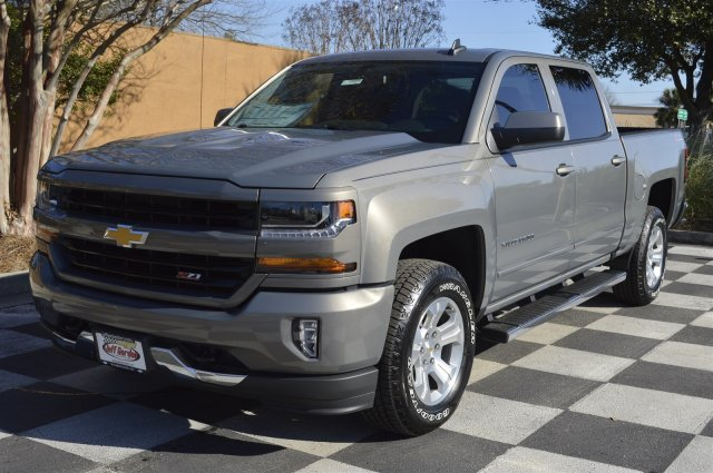 2017 Silverado 1500 Crew Cab 4x4, Pickup #S1643 - photo 3