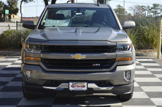 2017 Silverado 1500 Crew Cab 4x4, Pickup #S1643 - photo 4