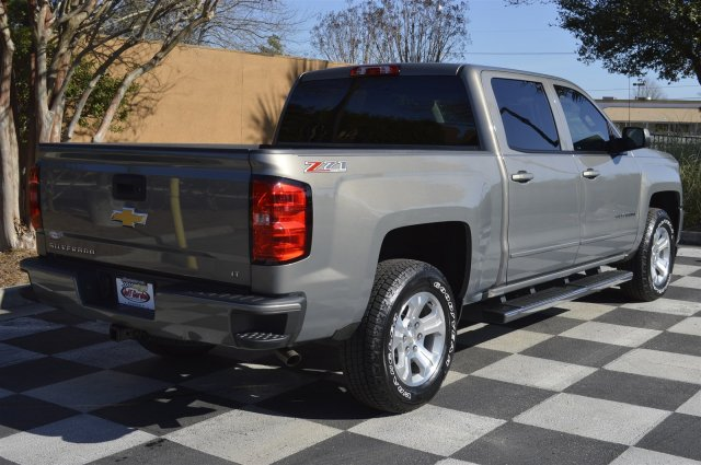 2017 Silverado 1500 Crew Cab 4x4, Pickup #S1643 - photo 2