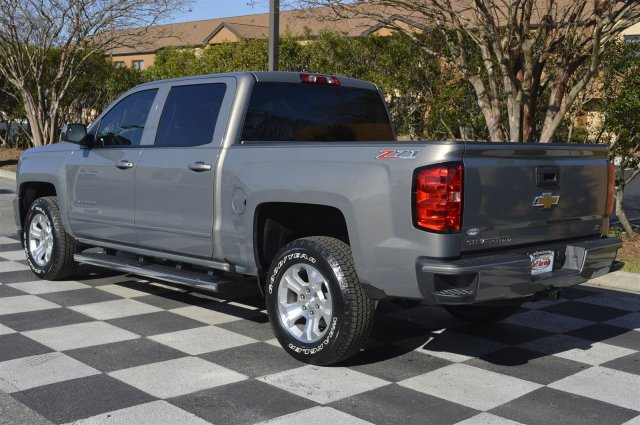 2017 Silverado 1500 Crew Cab 4x4, Pickup #S1643 - photo 5