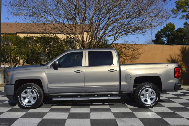 2017 Silverado 1500 Crew Cab 4x4, Pickup #S1643 - photo 7