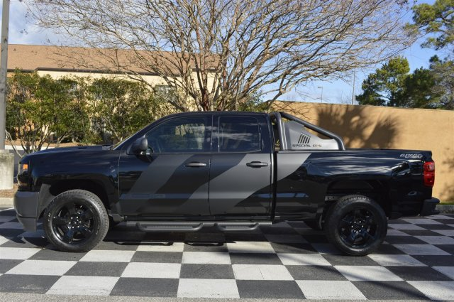 2017 Silverado 1500 Double Cab 4x4, Pickup #S1647 - photo 7