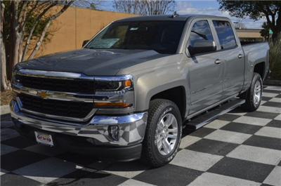 2017 Silverado 1500 Crew Cab, Pickup #S1660 - photo 3
