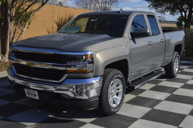 2017 Silverado 1500 Double Cab 4x4, Pickup #S1669 - photo 3