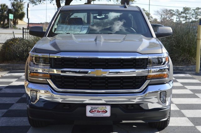 2017 Silverado 1500 Double Cab 4x4, Pickup #S1669 - photo 4