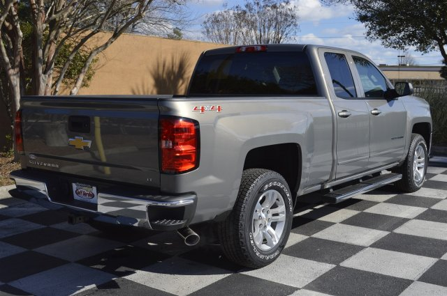 2017 Silverado 1500 Double Cab 4x4, Pickup #S1669 - photo 2