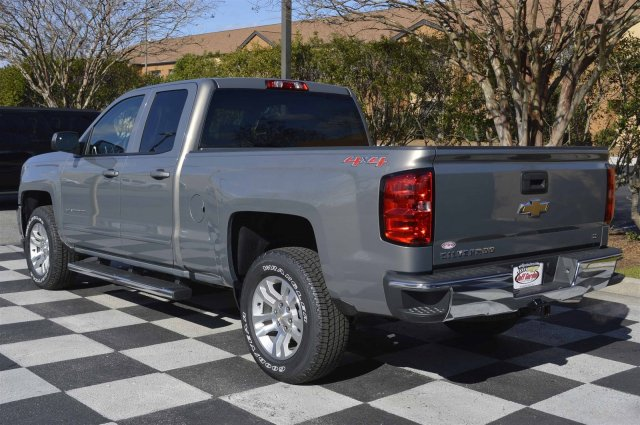 2017 Silverado 1500 Double Cab 4x4, Pickup #S1669 - photo 5