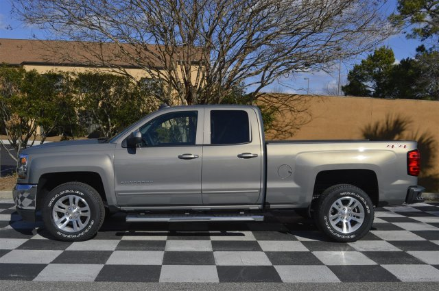 2017 Silverado 1500 Double Cab 4x4, Pickup #S1669 - photo 7