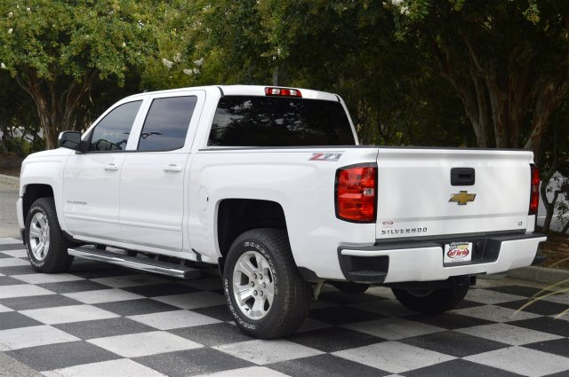 2017 Silverado 1500 Crew Cab 4x4, Pickup #S1676 - photo 5