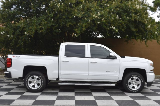 2017 Silverado 1500 Crew Cab 4x4, Pickup #S1676 - photo 8