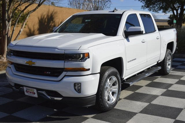 2017 Silverado 1500 Crew Cab 4x4, Pickup #S1676 - photo 3
