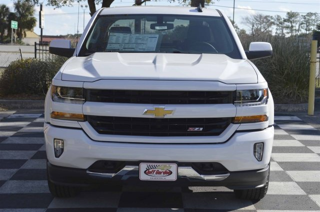 2017 Silverado 1500 Crew Cab 4x4, Pickup #S1676 - photo 4