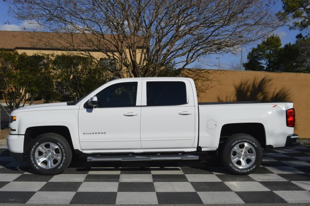 2017 Silverado 1500 Crew Cab 4x4, Pickup #S1676 - photo 7
