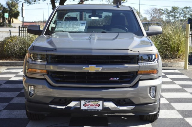 2017 Silverado 1500 Crew Cab 4x4, Pickup #S1684 - photo 4