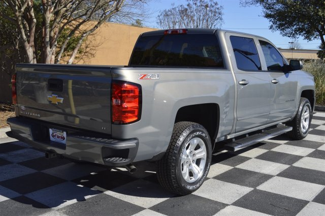 2017 Silverado 1500 Crew Cab 4x4, Pickup #S1684 - photo 2