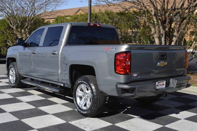 2017 Silverado 1500 Crew Cab 4x4, Pickup #S1684 - photo 5