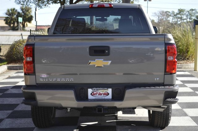 2017 Silverado 1500 Crew Cab 4x4, Pickup #S1684 - photo 6