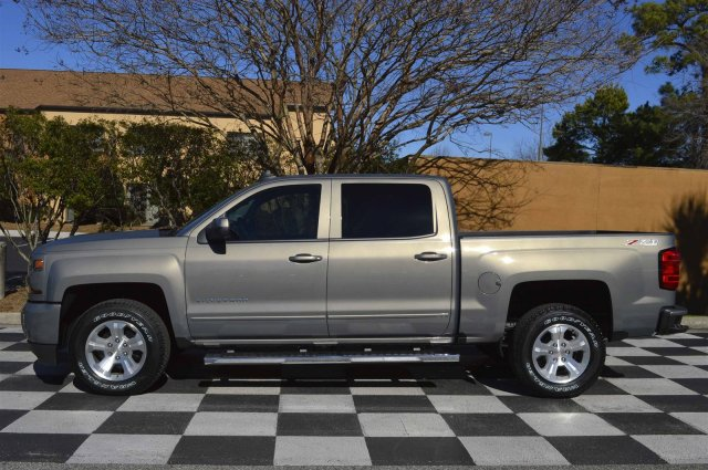 2017 Silverado 1500 Crew Cab 4x4, Pickup #S1684 - photo 7