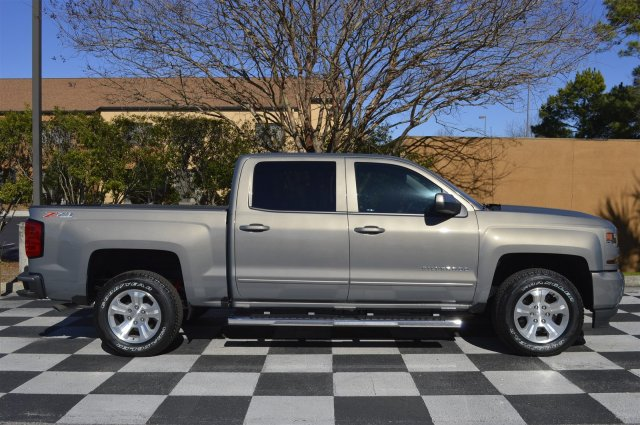 2017 Silverado 1500 Crew Cab 4x4, Pickup #S1684 - photo 8