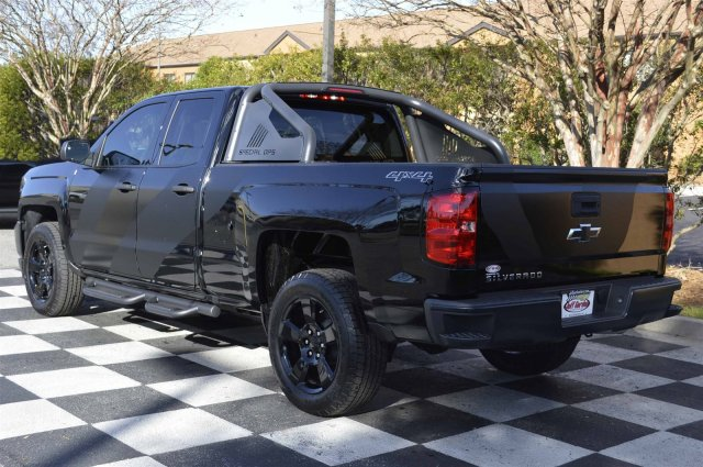 2017 Silverado 1500 Double Cab 4x4, Pickup #S1690 - photo 5