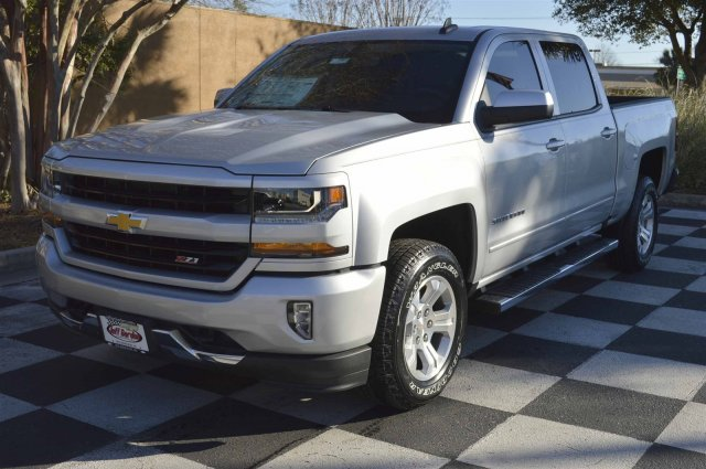 2017 Silverado 1500 Crew Cab 4x4, Pickup #S1691 - photo 3