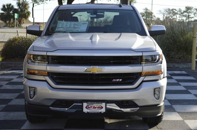 2017 Silverado 1500 Crew Cab 4x4, Pickup #S1691 - photo 4