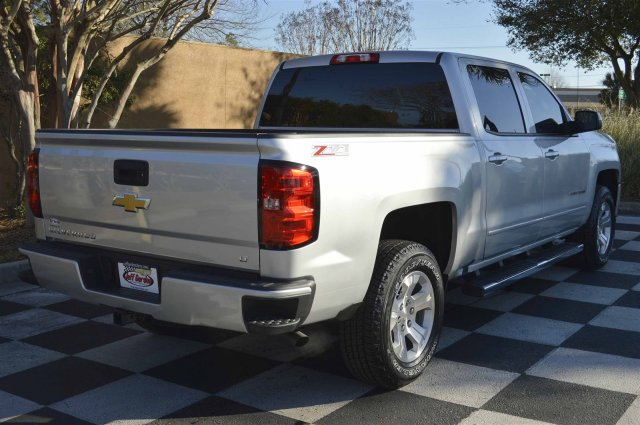 2017 Silverado 1500 Crew Cab 4x4, Pickup #S1691 - photo 2