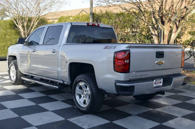 2017 Silverado 1500 Crew Cab 4x4, Pickup #S1691 - photo 5