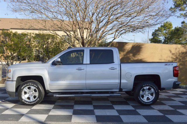 2017 Silverado 1500 Crew Cab 4x4, Pickup #S1691 - photo 7