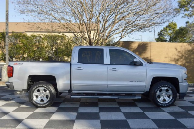 2017 Silverado 1500 Crew Cab 4x4, Pickup #S1691 - photo 8