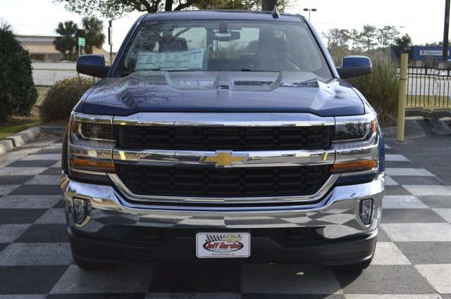 2017 Silverado 1500 Double Cab 4x4, Pickup #S1699 - photo 4