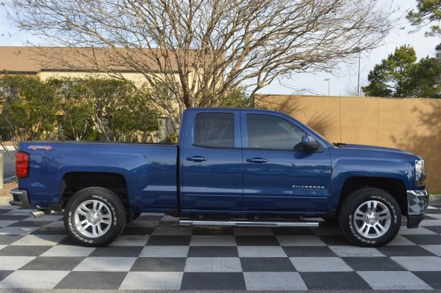 2017 Silverado 1500 Double Cab 4x4, Pickup #S1699 - photo 8