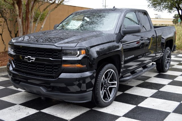 2017 Silverado 1500 Double Cab, Pickup #S1700 - photo 3
