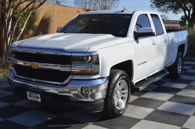 2017 Silverado 1500 Double Cab 4x4, Pickup #S1701 - photo 3