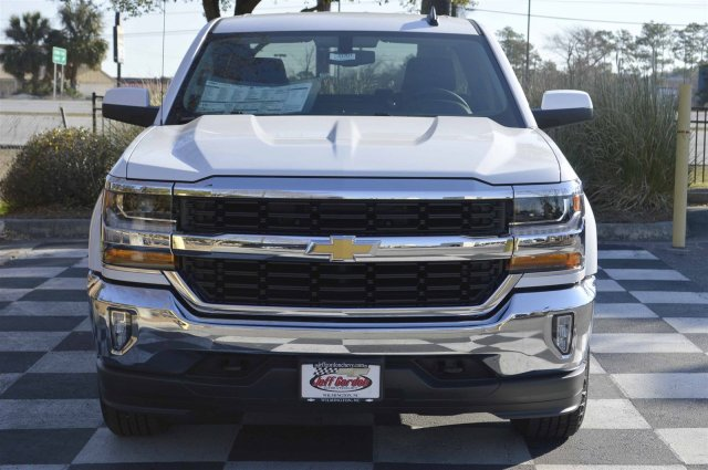 2017 Silverado 1500 Double Cab 4x4, Pickup #S1701 - photo 4