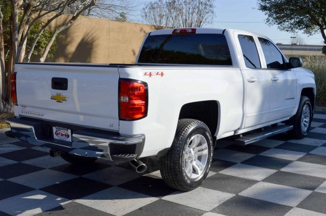 2017 Silverado 1500 Double Cab 4x4, Pickup #S1701 - photo 2