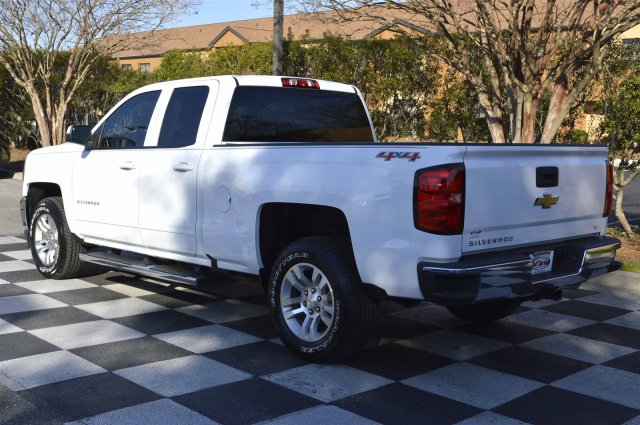 2017 Silverado 1500 Double Cab 4x4, Pickup #S1701 - photo 5