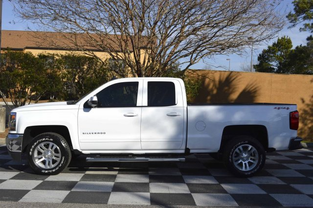 2017 Silverado 1500 Double Cab 4x4, Pickup #S1701 - photo 7