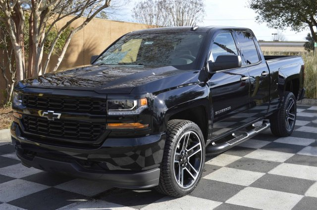 2017 Silverado 1500 Double Cab, Pickup #S1708 - photo 3