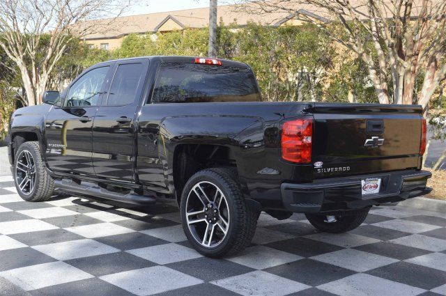 2017 Silverado 1500 Double Cab, Pickup #S1708 - photo 5
