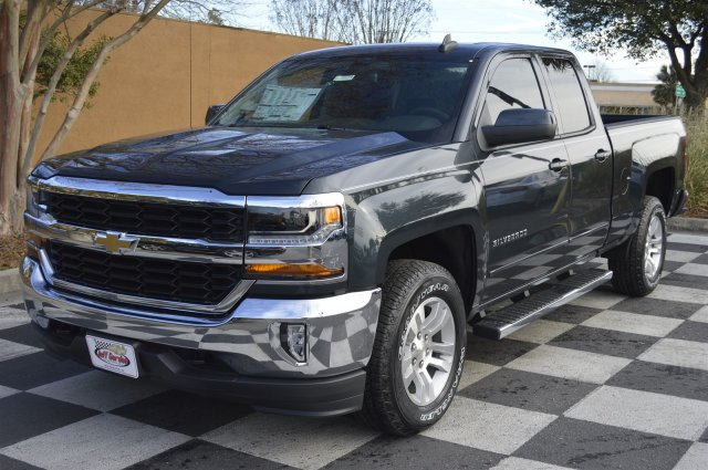 2017 Silverado 1500 Double Cab 4x4, Pickup #S1714 - photo 3
