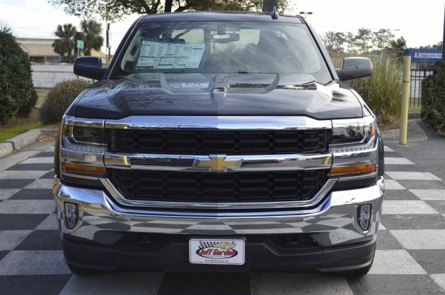 2017 Silverado 1500 Double Cab 4x4, Pickup #S1714 - photo 4