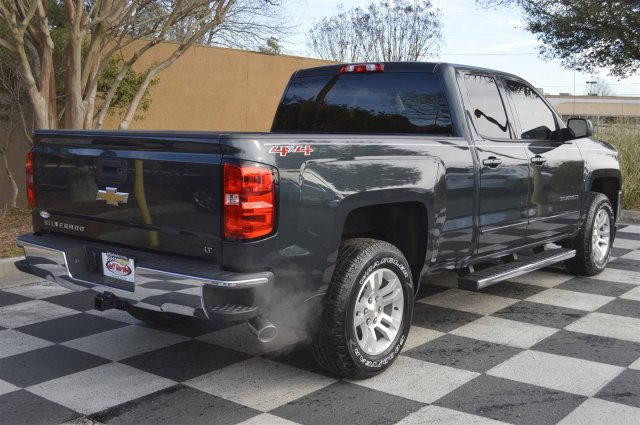 2017 Silverado 1500 Double Cab 4x4, Pickup #S1714 - photo 2