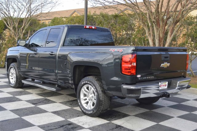 2017 Silverado 1500 Double Cab 4x4, Pickup #S1714 - photo 5