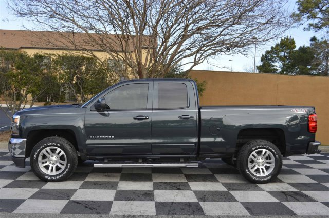2017 Silverado 1500 Double Cab 4x4, Pickup #S1714 - photo 7